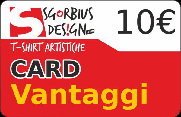 gift card da 10€